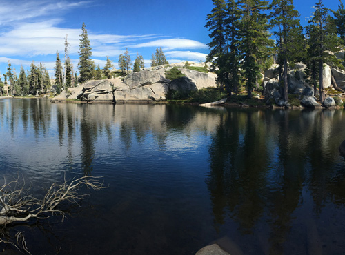 Long Lake - Tahoe National Forest
