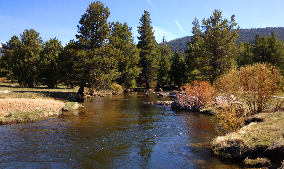West Fork Carson River - Alpine County